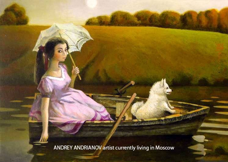 ANDREI ANDRIANOV